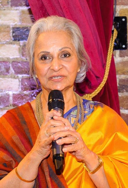 Waheeda Rahman