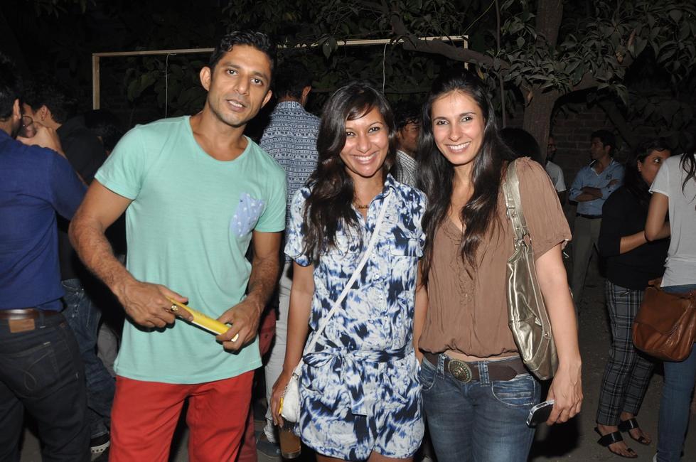 Yudi, Miss Malini & Ramona