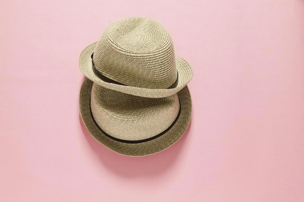 Fedora hats French Conenction