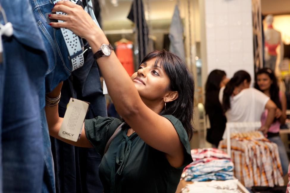 It was all about jeans at our Deminize The World event