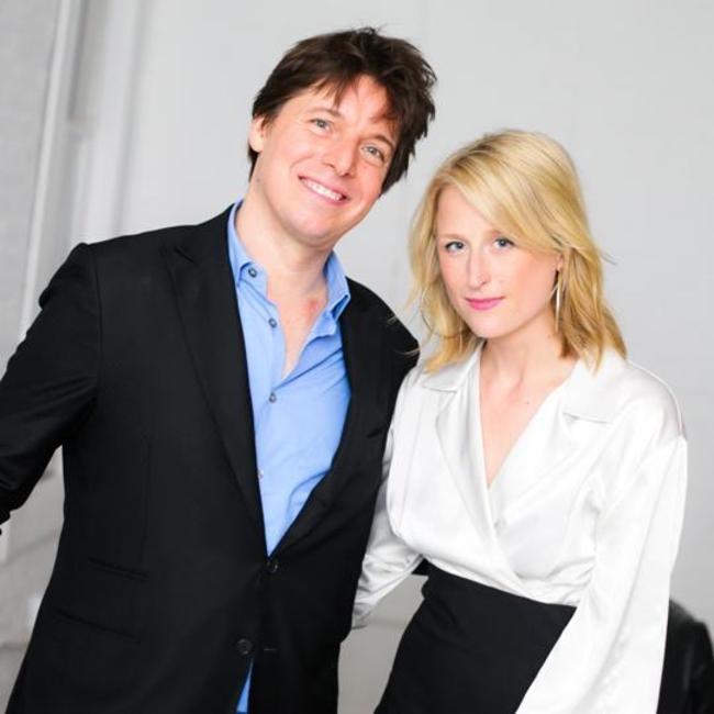 Joshua Bell, Mamie Gummer Streep