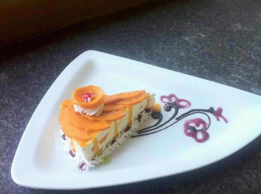 Mango Cheesecake at Umame