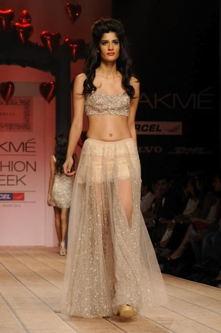 Shehla Khan SS '13 collection