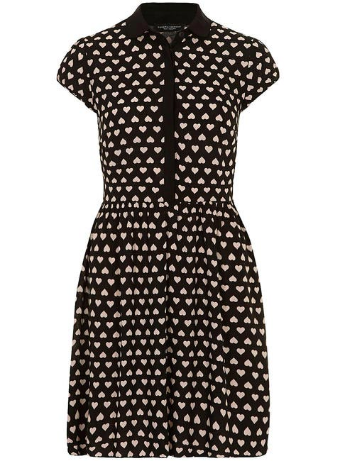 Dorothy Perkins hearts dress