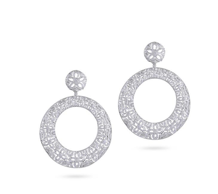 GEHNA - Shaheen's Mashrabiya Collection - Earrings