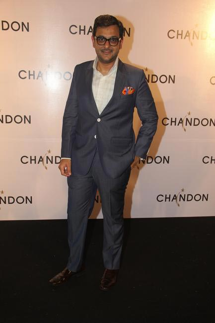 Gaurav Bhatia, Marketing Director, Moet Hennessy India