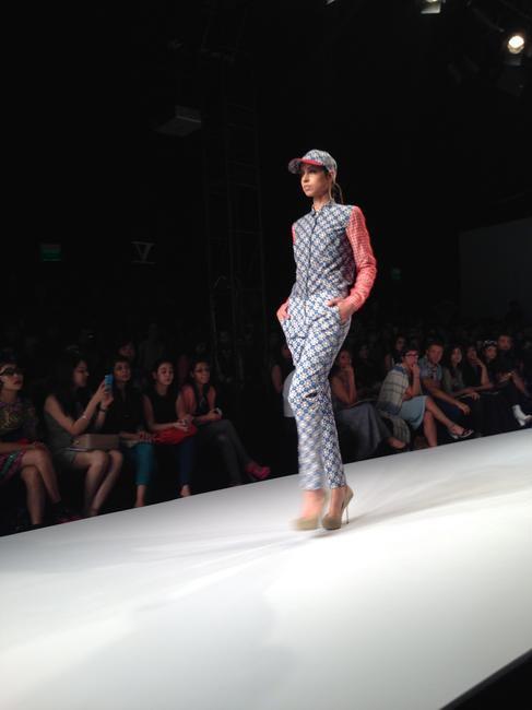 Hi5 Designer Josh Goraya - Day 5 WIFW SS14