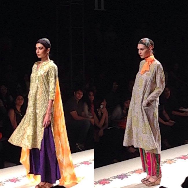 Krishna Mehta - Day 4 WIFW 2014
