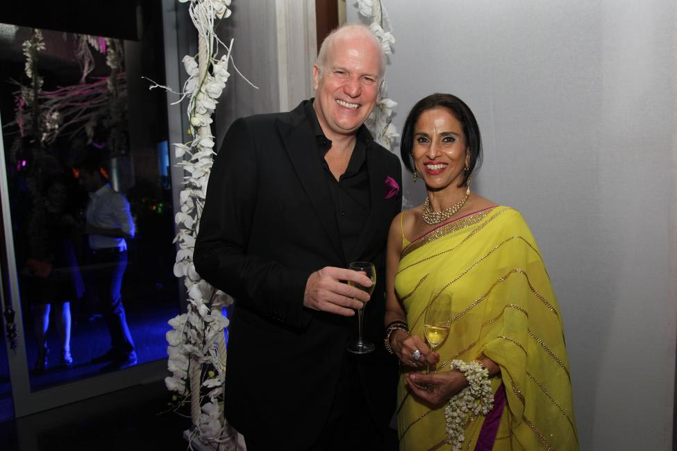 Mark F. Bedingham & Shobha De