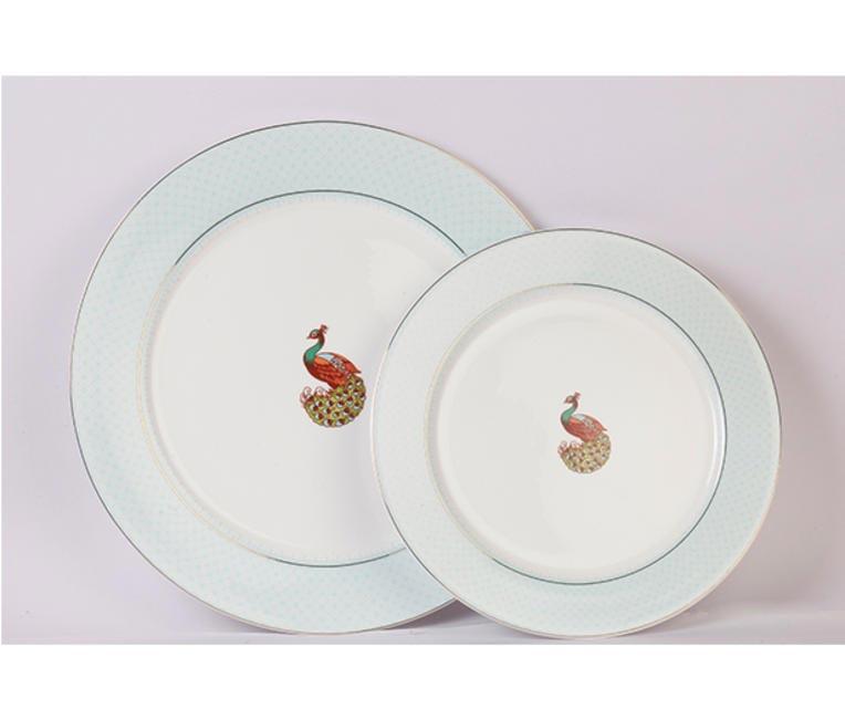 Peacock plates, Simplecastle.com, Rs 8,093