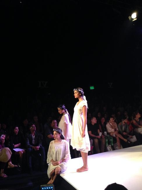 Pero by Aneeth Arora - Day 4 WIFW 2014