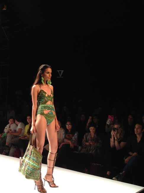 Pia Pauro Spring Summer 2014 - WIFW Day 2