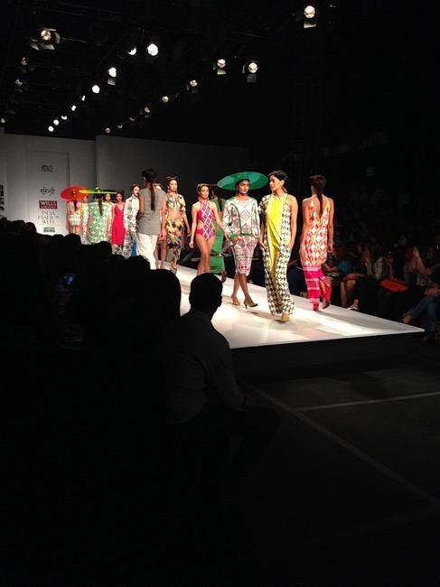 Surendri by Yogesh Chaudhry - Day 4 WIFW 2014