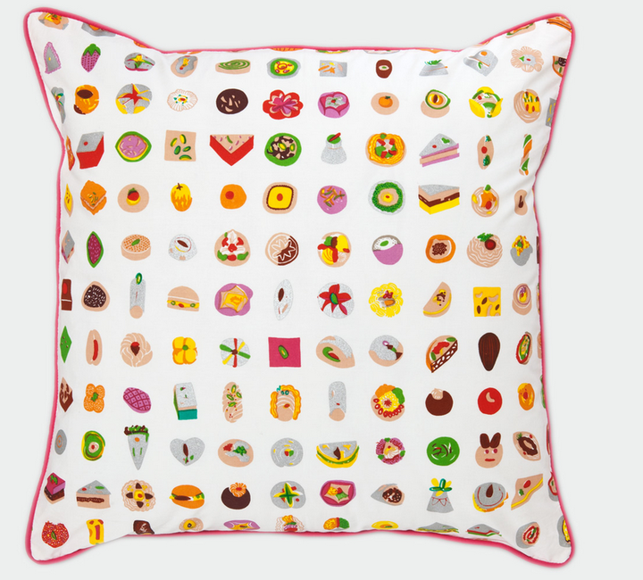 Sweets cushion, Safomasi.com, Rs 1,500
