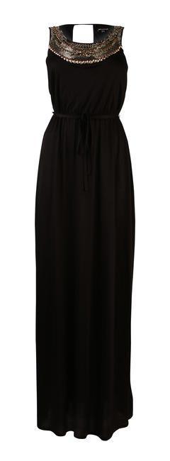 Warehouse Embellished Yoke Maxi Dress Rs. 4900