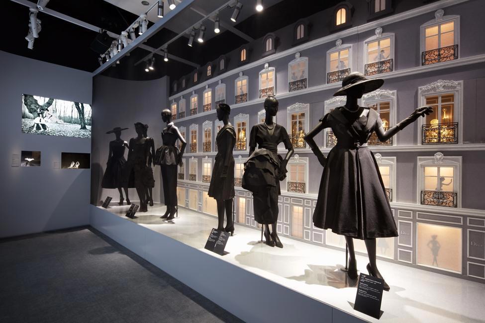 Esprit Dior Exhibition in Shanghai