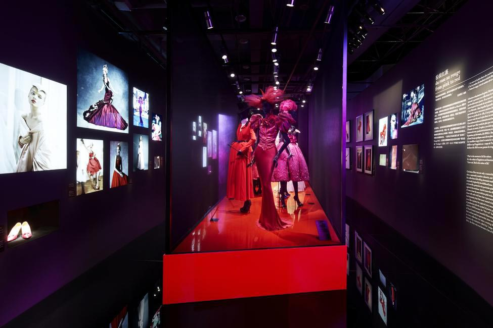 Esprit Dior Exhibition Shanghai