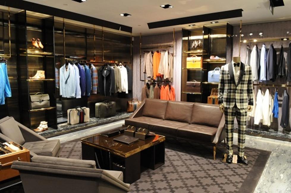 Gucci Milan Store