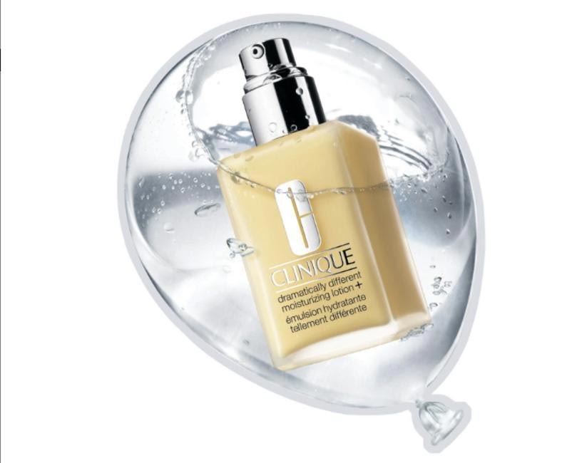 NEW Clinique Dramatically Different Moisturizing Lotion+