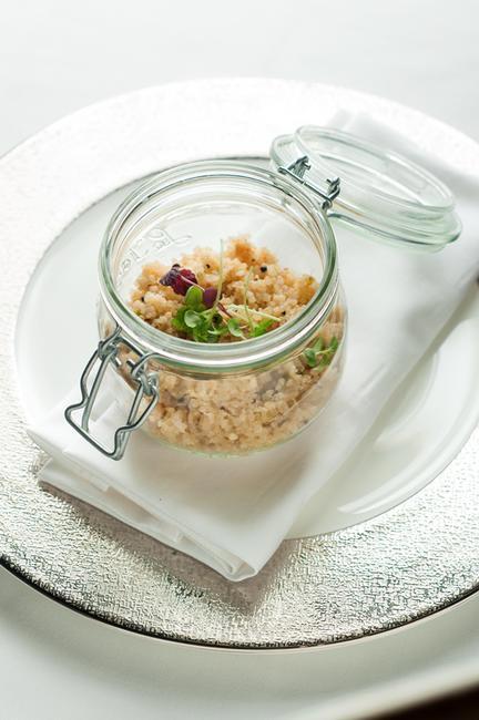Rang Mahal's smashing Quinoa Upma