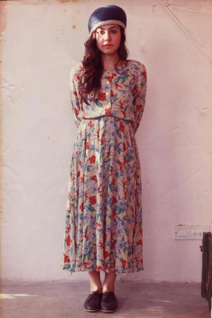 Vintage connoissseur Amrita Khanna