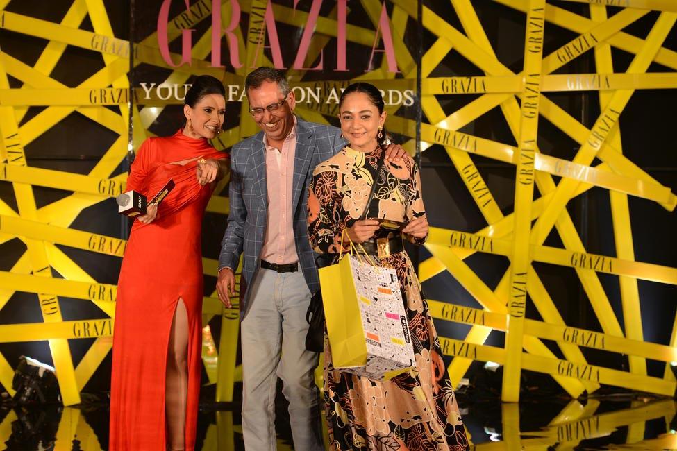 Best Dressed Couple - Anil and Sabina Chopra