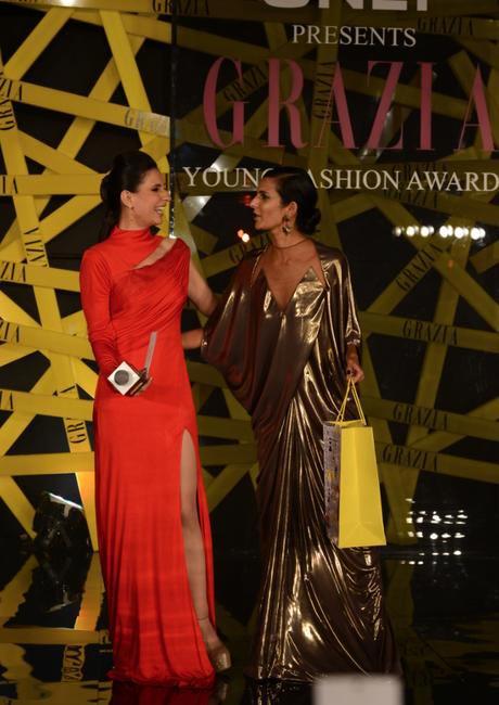 Best Dressed Female - Poorna Jagannathan