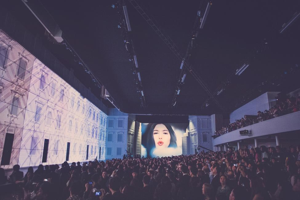 Burberry brings London to Shanghai - Beauty Dream