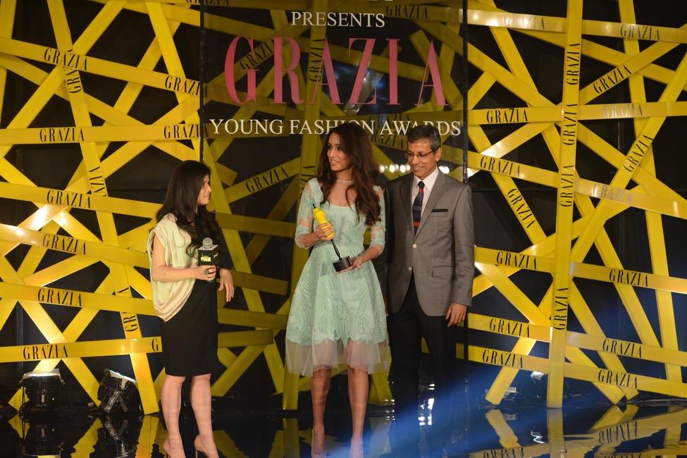 Grazia beauty Face of the Year - Shraddha Kapoor