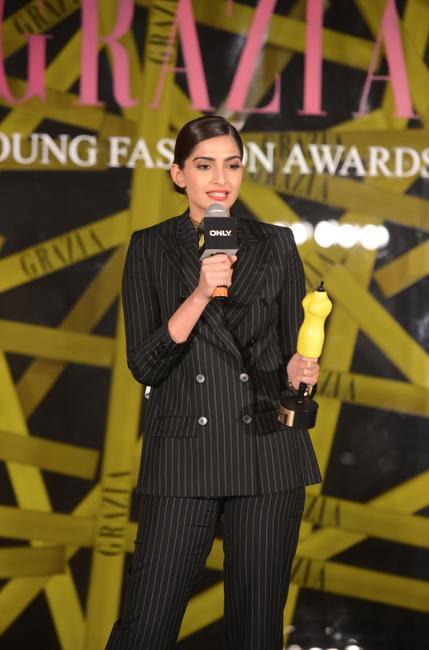 Grazia Cover Girl Of The Year - Sonam Kapoor