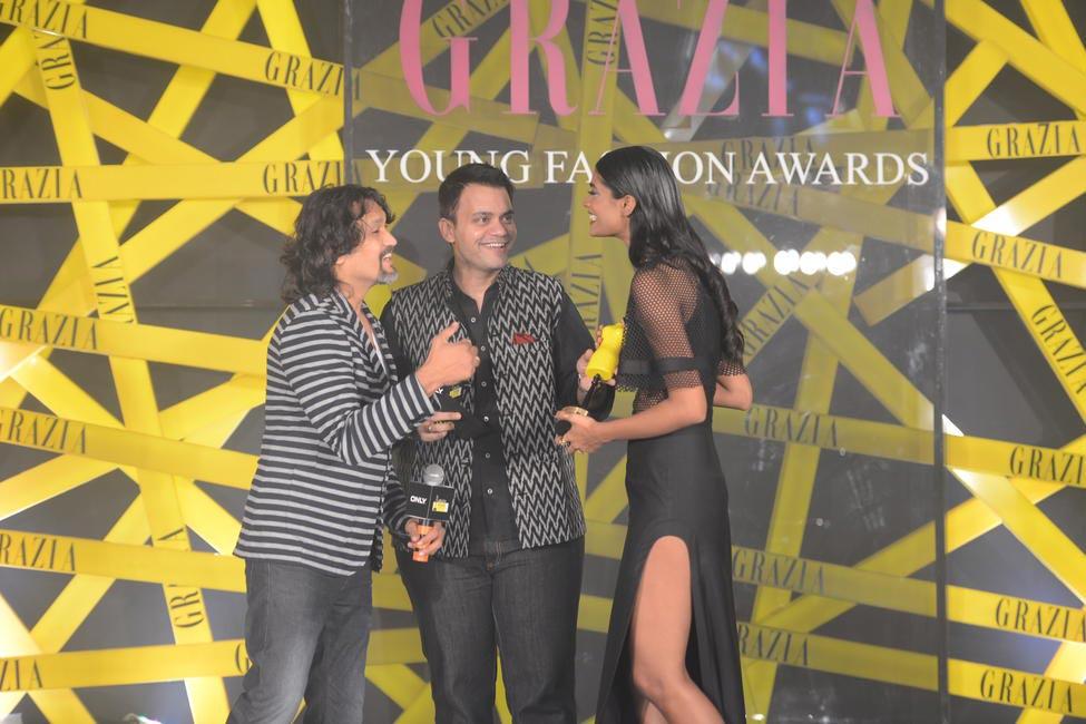 Grazia Model of the Year - Archana Akhil Kumar