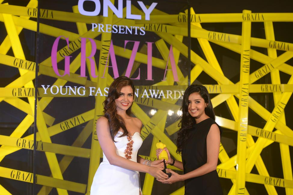 GYFA Label Alert - Selvage by Chandni Mohan. Presented by Esha Gupta