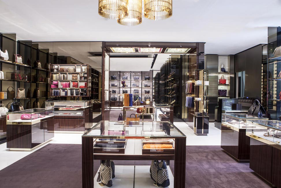 Inside Gucci Kolkata
