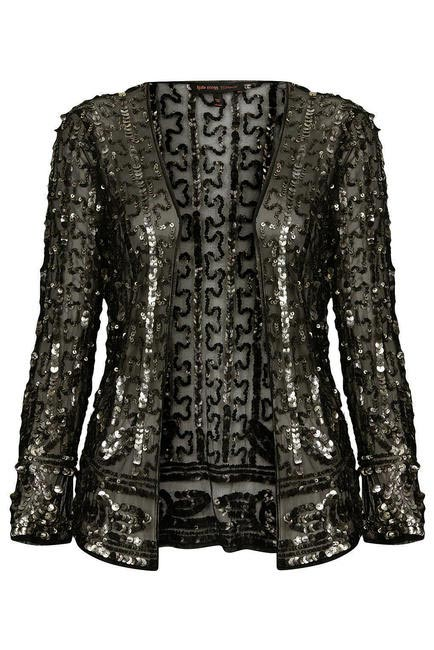 Kate Moss for Topshop embellished jacket