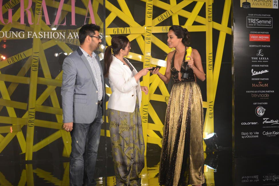 Only Showstopper of the Year - Lisa Haydon