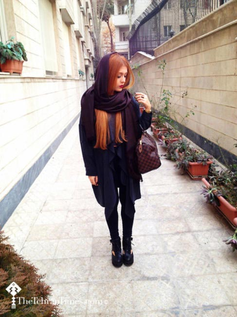 The Tehran Times, an Iranian fashion blog
