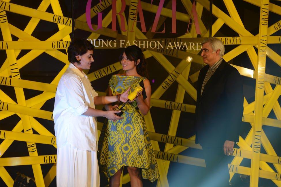 Urban Wear - Mrinalini Gupta. Presented by Richa Chaddha and Rajiv Kaul of The Leela