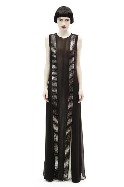 Embellished column dress, Rohit Gandhi + Rahul Khanna