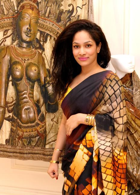 Exclusive Masaba Gupta Goes Highstreet With Stylista Com