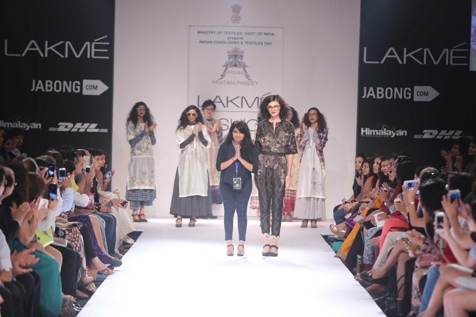 Pramita Pandey for LFW A:W 2014