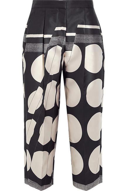 Printed trousers, Stella McCartney