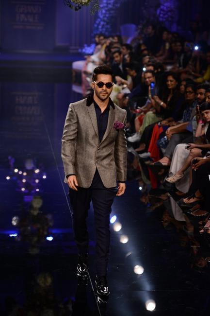 Varun Dhawan for Manish Malhotra