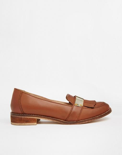 ASOS Martian Wide Fit Loafers, ASOS, INR 4,000 (Approx)