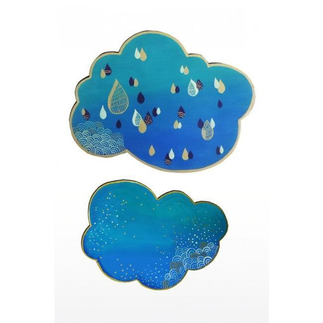 Cloud Trivet Set, Freedom Tree, INR 1,200