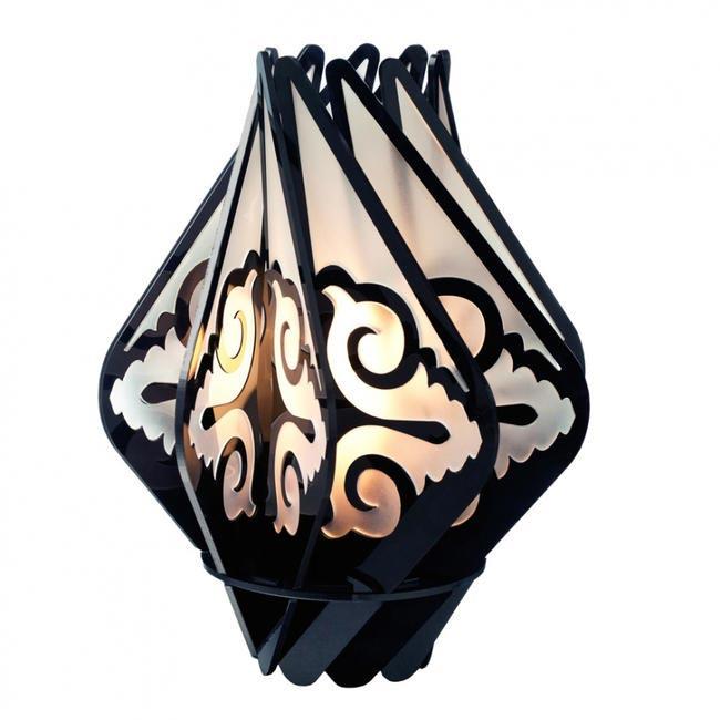 Filigree table lamp, nestopia.com, INR 1,900