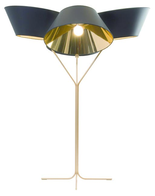 Four-side floor lamp, Roche Bobois, price on request
