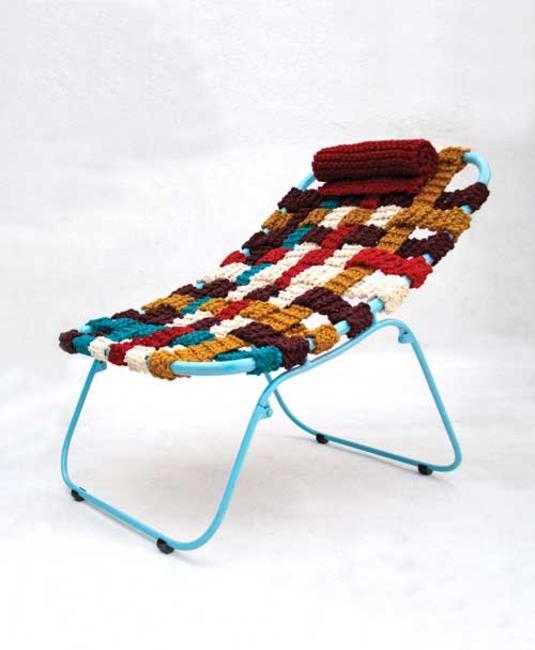 Lunetta Chair by Sahil and Sarthak