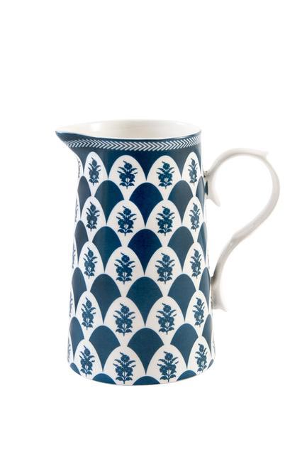 Nilaya Jaal Butti Jug, Good Earth, INR 1,850