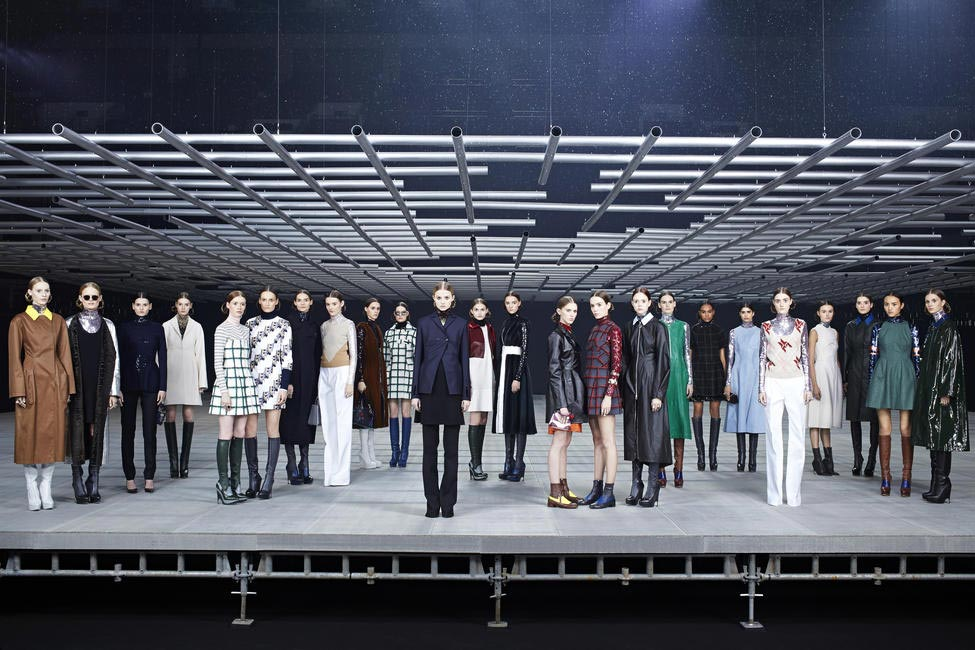 The complete Dior Pre-Fall collection