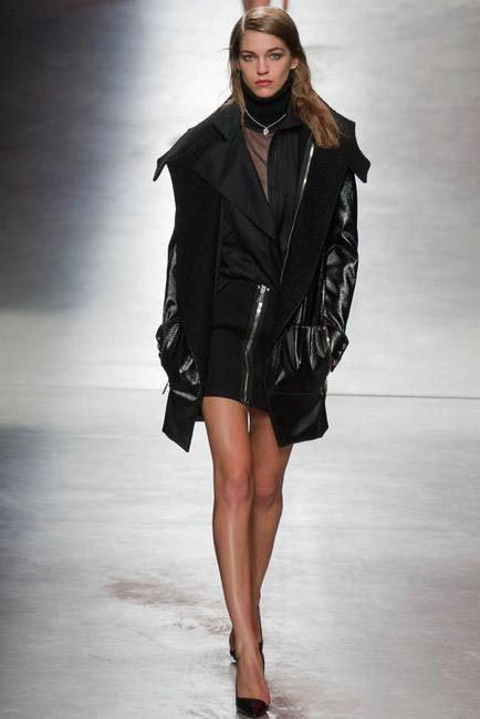 Anthony Vaccarello Fall Winter 2014